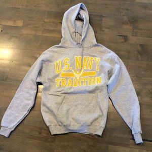 US Navy Tradition hooded sweatshirt